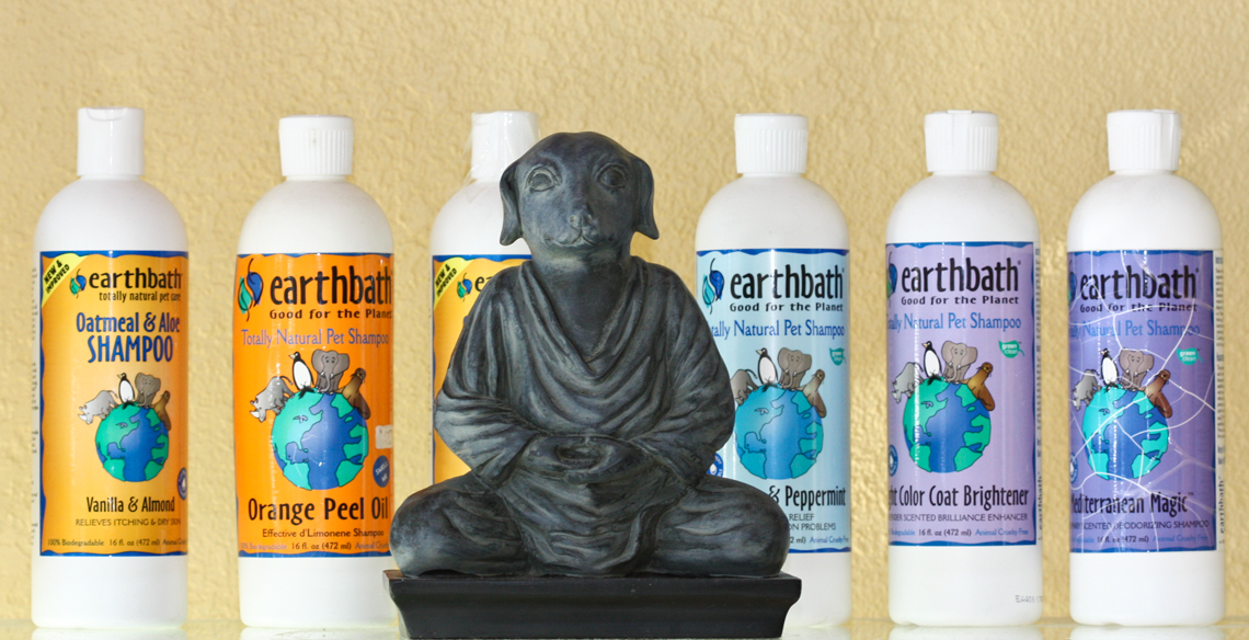 Earth Bath shampoos and conditioners